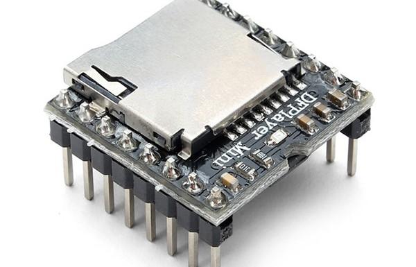 سورس کد راه اندازی DFPlayer Mini