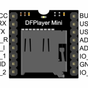 dfplayer mini pinout