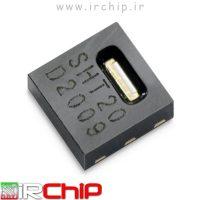 سورس کد راه اندازی سنسور SHT20-21-25