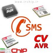 ارسال دریافت SMS ، تماس و دریافت زنگ با SIM800